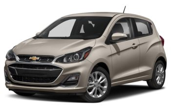 2019 Chevrolet Spark - Toasted Marshmallow Metallic