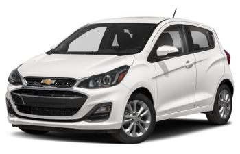 2021 Chevrolet Spark - Summit White