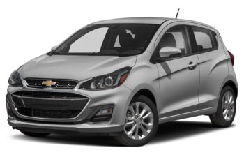 2020 Chevrolet Spark - Silver Ice Metallic