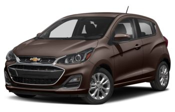 2021 Chevrolet Spark - Passion Fruit Metallic