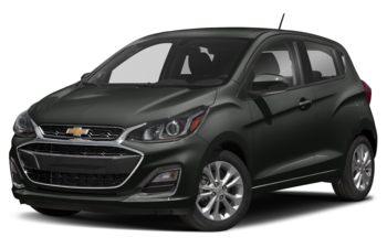 2021 Chevrolet Spark - Nightfall Grey Metallic