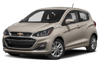 2020 Chevrolet Spark - Toasted Marshmallow Metallic