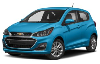2021 Chevrolet Spark - Mystic Blue Metallic