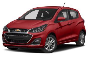 2022 Chevrolet Spark - Crimson Metallic
