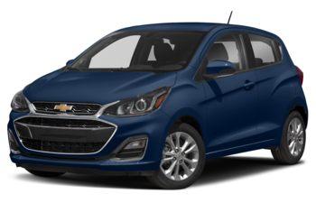 2022 Chevrolet Spark - Blue Glow Metallic
