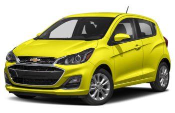 2022 Chevrolet Spark - Nitro Yellow Metallic