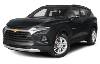 2020 Chevrolet Blazer - Nightfall Grey Metallic