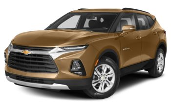 2019 Chevrolet Blazer - Sunlit Bronze Metallic