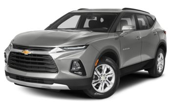 2020 Chevrolet Blazer - Silver Ice Metallic