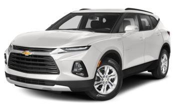 2021 Chevrolet Blazer - Summit White