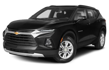 2021 Chevrolet Blazer - Black