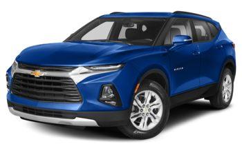 2021 Chevrolet Blazer - Bright Blue Metallic