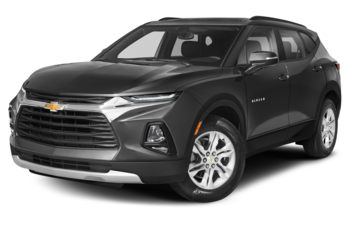 2021 Chevrolet Blazer - Pewter Metallic