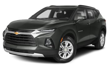 2021 Chevrolet Blazer - Iron Grey Metallic