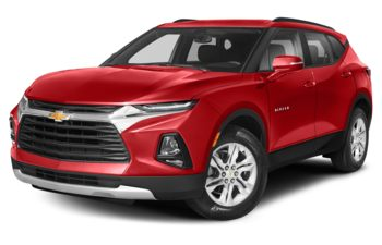 2021 Chevrolet Blazer - Cherry Red Tintcoat