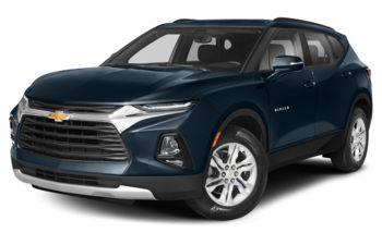 2022 Chevrolet Blazer - Blue Glow Metallic