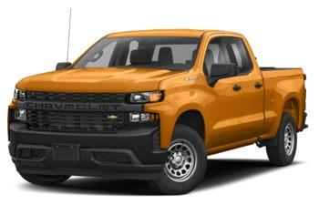 2019 Chevrolet Silverado 1500 - Wheatland Yellow