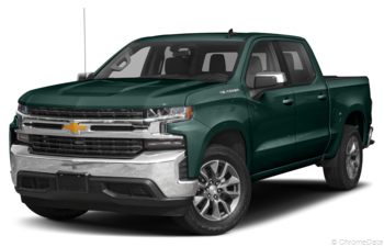 2019 Chevrolet Silverado 1500 - Woodland Green