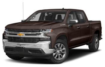 2019 Chevrolet Silverado 1500 - Havana Brown Metallic
