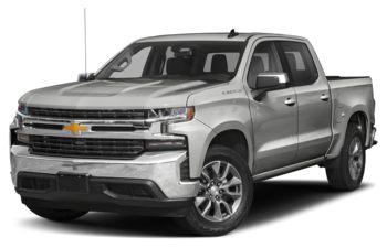 2019 Chevrolet Silverado 1500 - Silver Ice Metallic