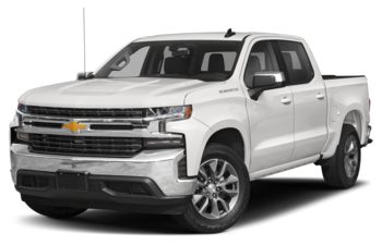 2019 Chevrolet Silverado 1500 - Summit White