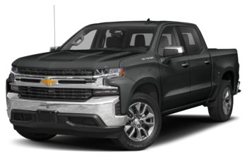 2020 Chevrolet Silverado 1500 - Shadow Grey Metallic