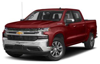 2019 Chevrolet Silverado 1500 - Cajun Red Tintcoat