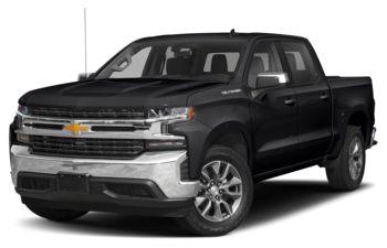 2021 Chevrolet Silverado 1500 - Mosaic Black Metallic