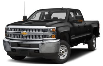 2019 Chevrolet Silverado 2500HD - Black