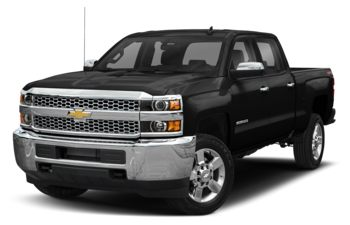 2019 Chevrolet Silverado 3500HD - Black