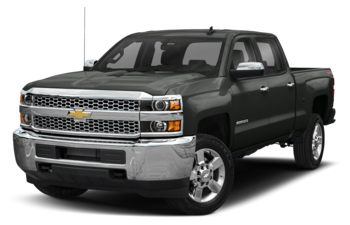 2019 Chevrolet Silverado 3500HD - Graphite Metallic
