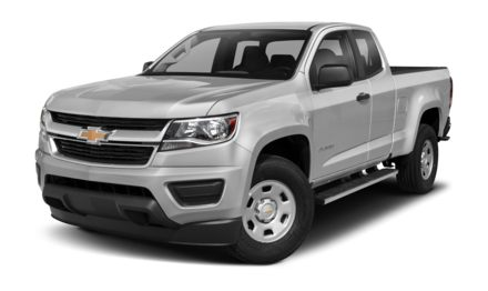 2019 Chevrolet Colorado Base