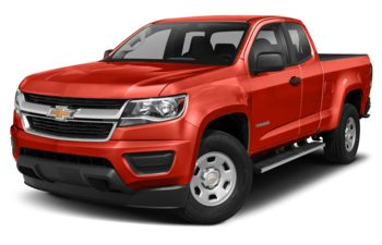 2019 Chevrolet Colorado - Crush