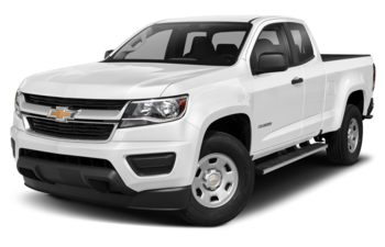 2020 Chevrolet Colorado - Summit White