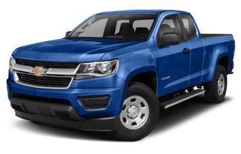 2020 Chevrolet Colorado - Kinetic Blue Metallic