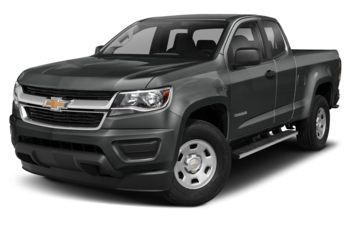 2020 Chevrolet Colorado - Shadow Grey Metallic