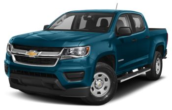 2020 Chevrolet Colorado - Pacific Blue Metallic