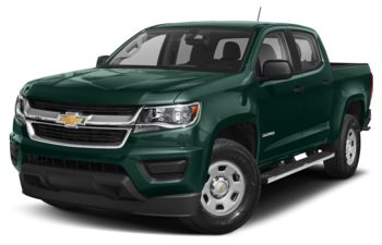 2020 Chevrolet Colorado - Woodland Green