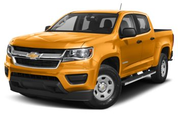 2020 Chevrolet Colorado - Wheatland Yellow