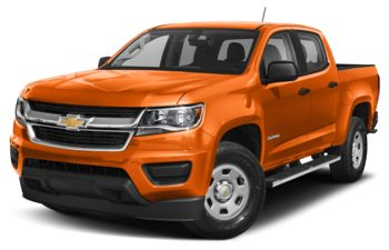2020 Chevrolet Colorado - Tangier Orange