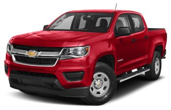 2019 Chevrolet Colorado - Red Hot