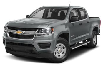 2019 Chevrolet Colorado - Satin Steel Metallic