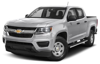 2019 Chevrolet Colorado - Silver Ice Metallic