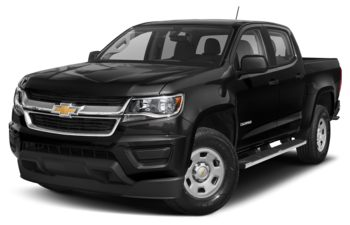 2020 Chevrolet Colorado - Black