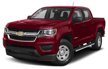 2019 Chevrolet Colorado - Cajun Red Tintcoat
