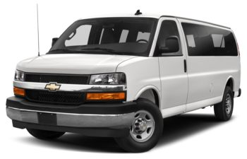 2020 Chevrolet Express 3500 - Summit White