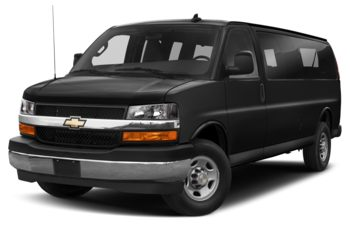 2021 Chevrolet Express 2500 - Black