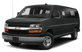 2019 Chevrolet Express 3500 - Shadow Grey Metallic