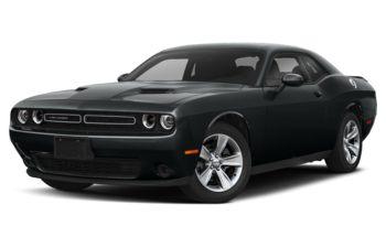 2019 Dodge Challenger - Maximum Steel Metallic