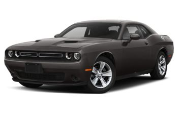 2021 Dodge Challenger - Granite Crystal Metallic